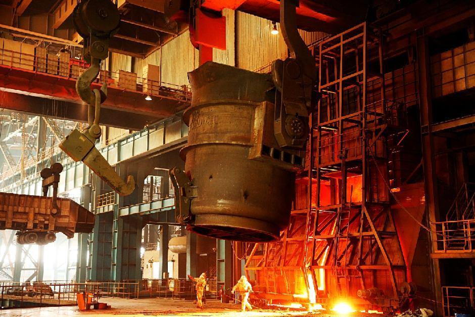 شرکت های فولاد و ذوب